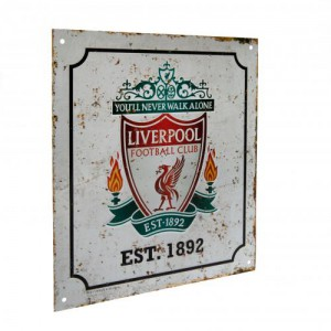 Liverpool Retro Sign