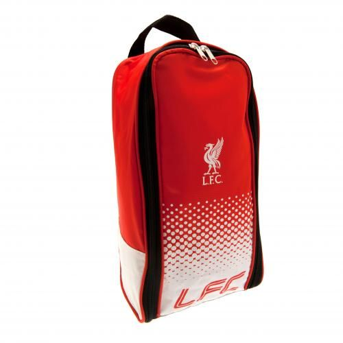 Liverpool Fc Boot Bag Bootbag Lfc Merchandise Gifts Shop