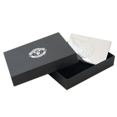 Manchester United Business Card Holder