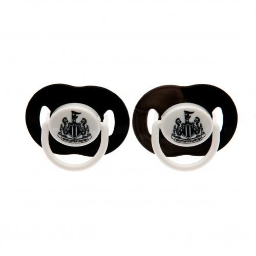 Baby Gift Baskets Newcastle : Newcastle united baby dummies soothers