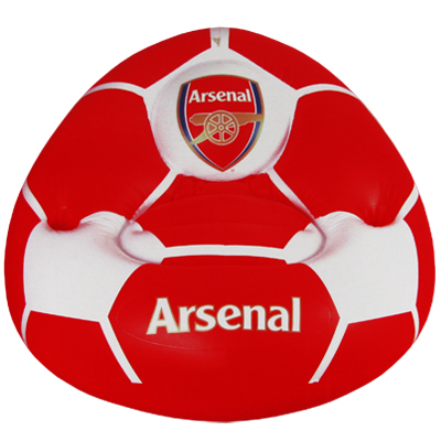 Arsenal Fc Inflatable Chair Afc Merchandise Gifts Shop