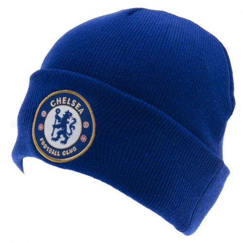 Chelsea FC Kids Knitted Hat | Children's Clothing | Football Gifts