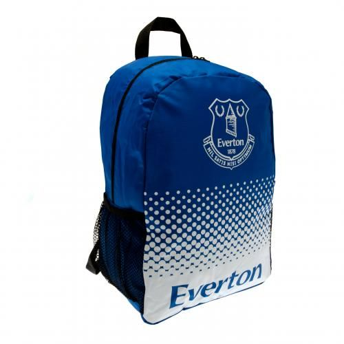 Baby Gift Baskets Liverpool : Everton fc backpack school bag efc merchandise gifts
