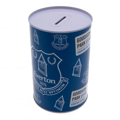 Everton FC Money Box.