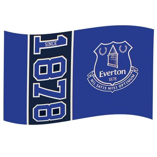 Everton FC Flag SN | Everton Supporters Flag | Everton FC Gift