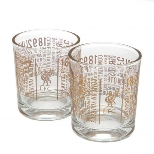 Liverpool Whiskey Glasses Tx Liverpool Fc Glasses