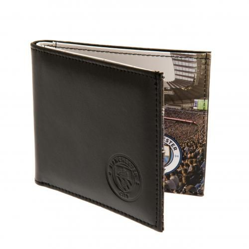 Manchester City Wallet 801 | Man City Leather Wallet