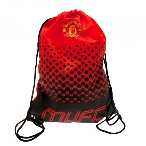 Manchester United Gym Bag | MUFC Merchandise | Gifts Shop