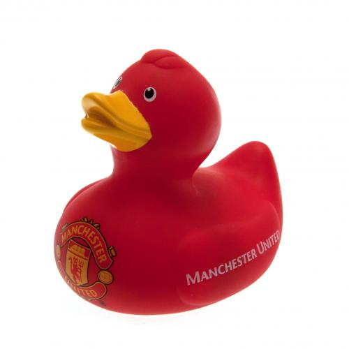 Manchester United Rubber Duck | Baby Toys | MUFC Merchandise | Gifts Shop